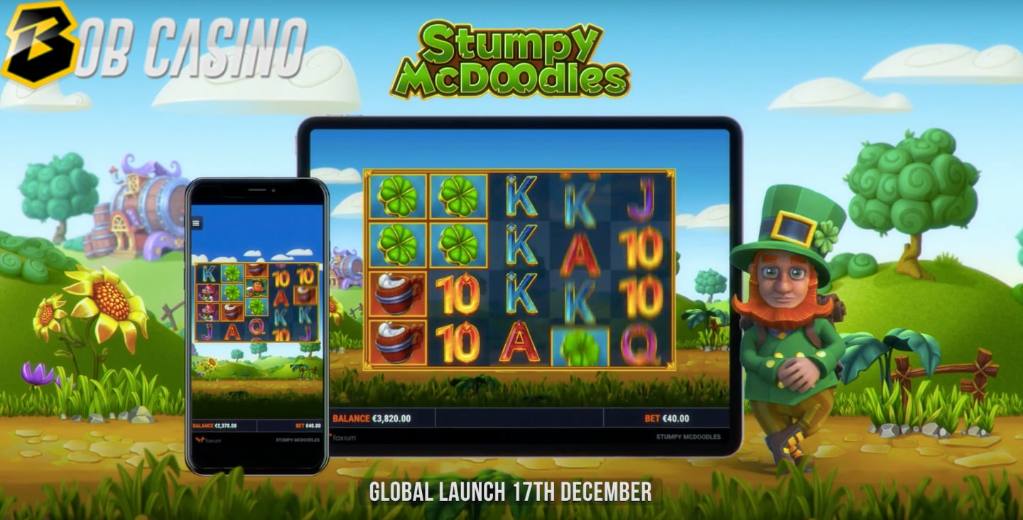 Stumpy McDoodles Slot Review (Quickfire & Foxium)