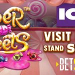 """Betsoft to unveil two new titles """"Super Sweets"""" and """"Total Overdrive"""" at ICE Totally Gaming"""