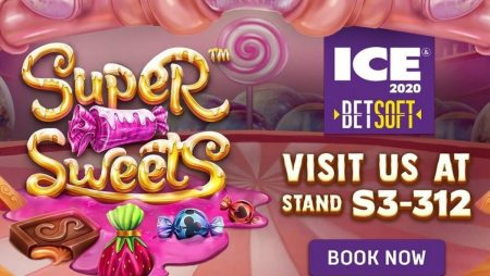 Betsoft to Showcase New Slots at ICE 2020
