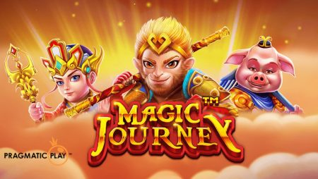 """Pragmatic Play takes us on a """"Magic Journey"""" in its latest video slot release"""
