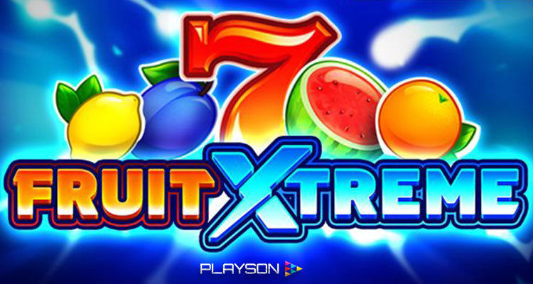 Playson adds flavor boost to Funky Fruits portfolio with new slot Fruit Xtreme