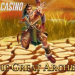 The Great Archer Slot Review (Quickfire/D-Tech)