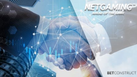 NetGaming to go live with BetConstruct operators via new content distribution deal