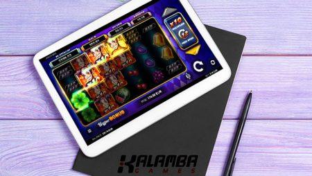 Kalamba Games launches new Joker Max slot game