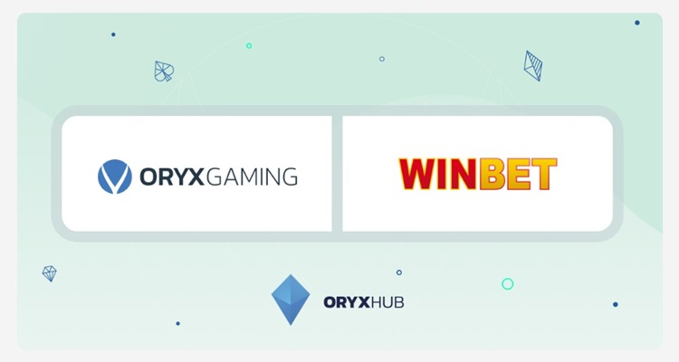 ORYX expands footprint in Bulgaria via new content deal with Winbet