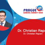 Prague Gaming Summit 2020 speaker profile: Dr. Christian Rapani (Attorney at Law at Dr. Christian Rapani)