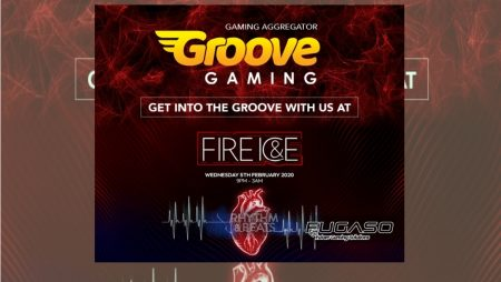 GrooveGaming backs Fire&Ice Party for the future of iGaming