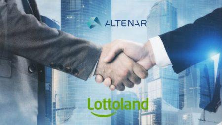 Lottoland scores very first sportsbook via Altenar deal
