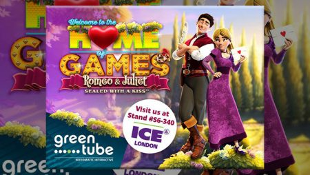 Greentube to unveil new mystery slot at ICE London 2020 Feb 4-6