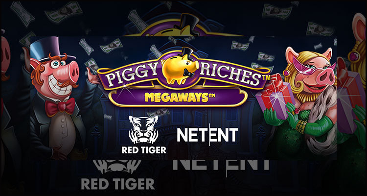 Red Tiger Gaming Limited launches Piggy Riches Megaways video slot