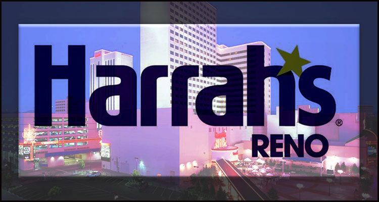 Caesars Entertainment Corporation to vacate Harrah's Reno