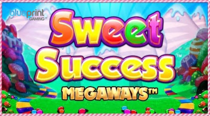 Blueprint Gaming's new slot Sweet Success Megaways™ is one sugary treat that won't give you cavities!