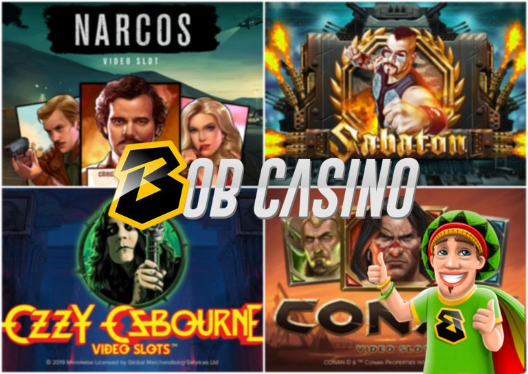 Top 6 Branded Slot Games of 2019 — Popular TV Shows, Artists and Films in Casino Games