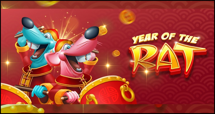 Genesis Gaming introduces Year of the Rat video slot