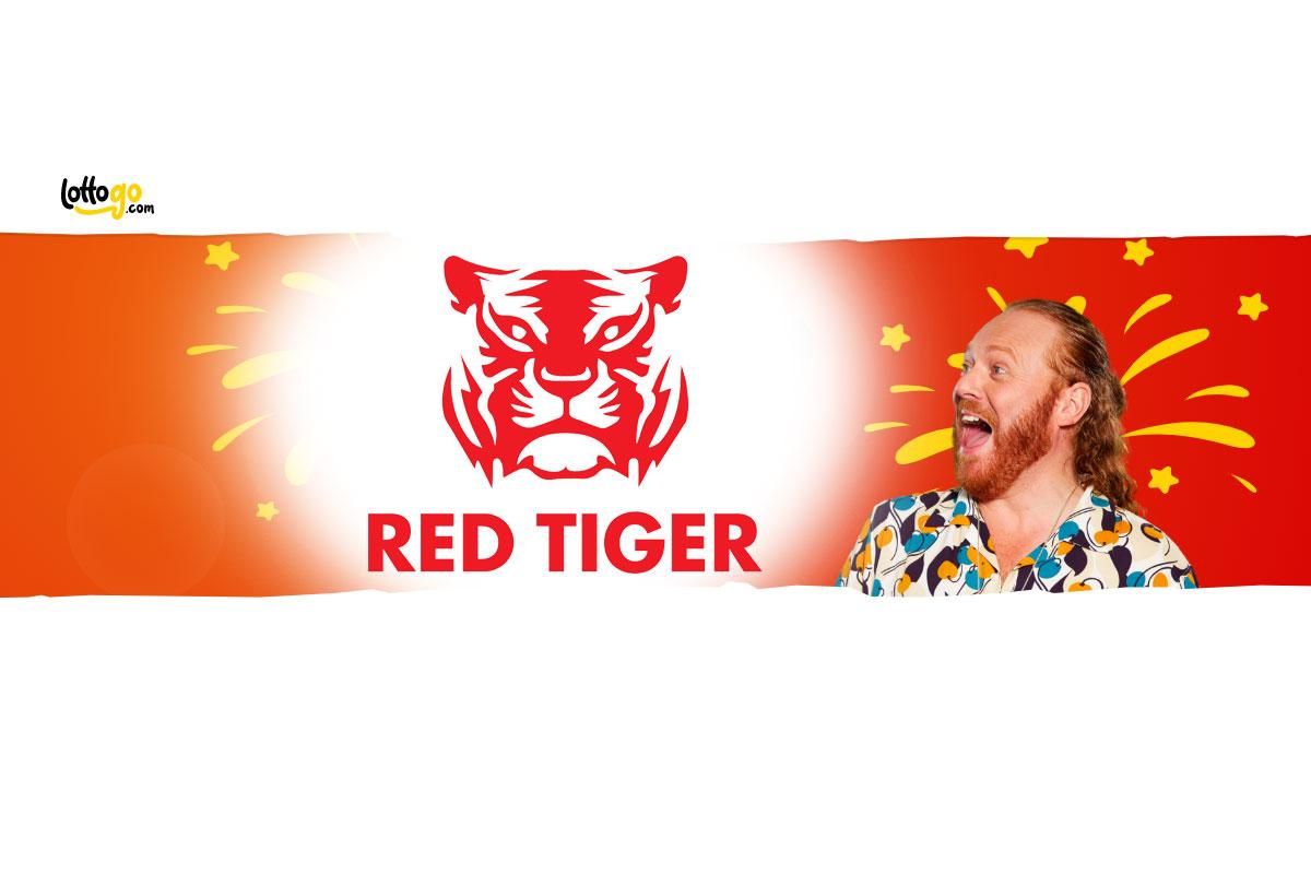 Red Tiger live with LottoGo.com