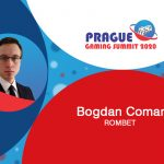 Prague Gaming Summit 2020 moderator profile: Bogdan Coman (Executive Director of ROMBET)