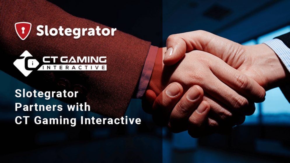 Slotegrator Enters into Partnership with CT Gaming Interactive