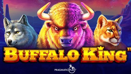 Charging into the new year Pragmatic Play launches new slot Buffalo King