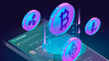 Esports betting platform Luckbox welcomes crypto players