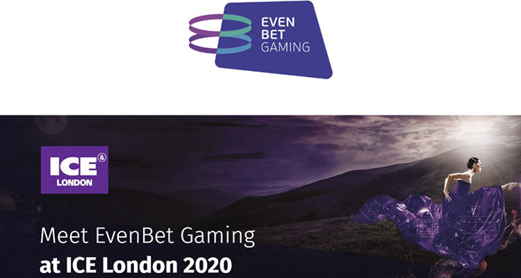 EvenBet Gaming to attend ICE London 2020 showcasing new poker network