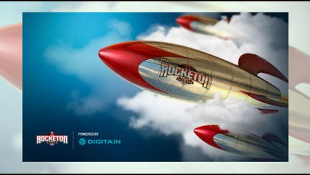 Digitain launches into 2020 with new RocketOn gaming alternative