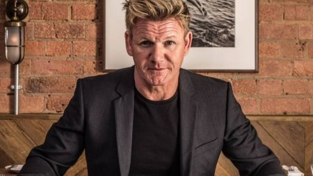Celebrity Chef Gordon Ramsay to Launch Online Casino Games