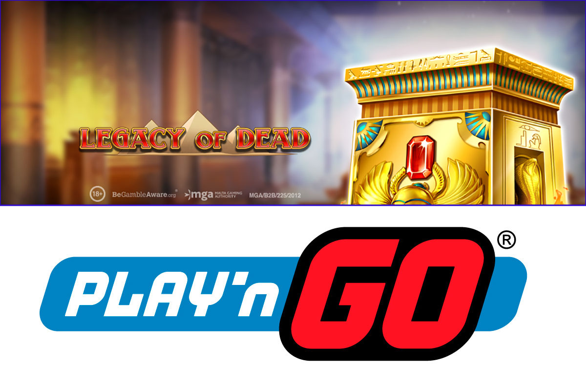 Play'n GO announced the release of their first game for 2020, Legacy of Dead.