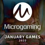 Microgaming begins 2020 with a several new game releases