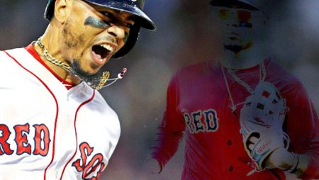 Mookie Betts of the Boston Red Sox Breaks Record for Agreement to Avoid Arbitration (1 Year/$27 Million)