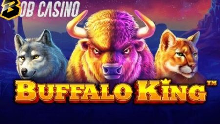 Buffalo King Slot Review & Free Demo (Pragmatic Play)
