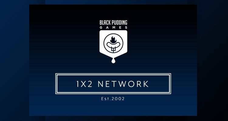1X2 Network agrees new partnership deal with Black Pudding Games