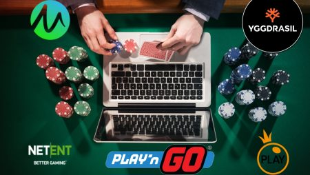 Top 5 Slot Game Providers of 2019 — Best Companies and Slot Releases of the Year