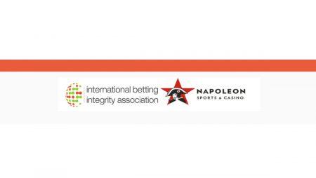 Napoleon Sports & Casino begins 2020 with IBIA membership