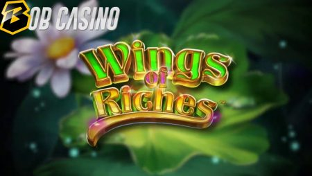Wings of Riches Slot Review (NetEnt)