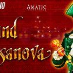 Grand Casanova Slot Review (Amatic) — Sequel to a Classic Slot