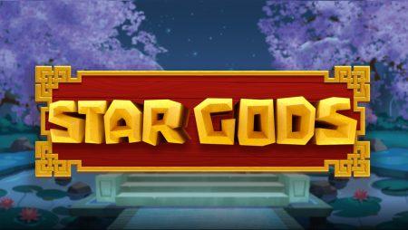 """Golden Rock Studios Releases """"Star Gods"""" Slot"""