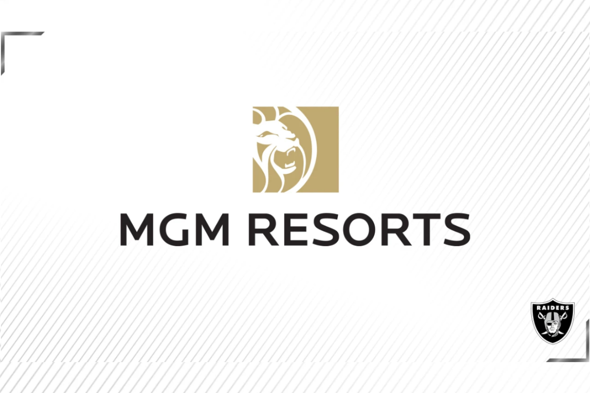 MGM RESORTS NAMED AN OFFICIAL GAMING PARTNER OF THE LAS VEGAS RAIDERS & FOUNDING PARTNER OF ALLEGIANT STADIUM