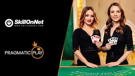 Pragmatic Play to debut Live Casino product in UK via SkillOnNet