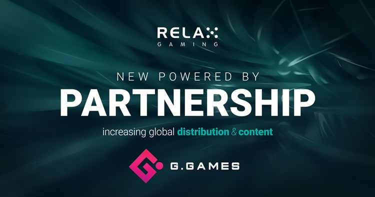 Relax Gaming adds G.Games to its Powered By partner base