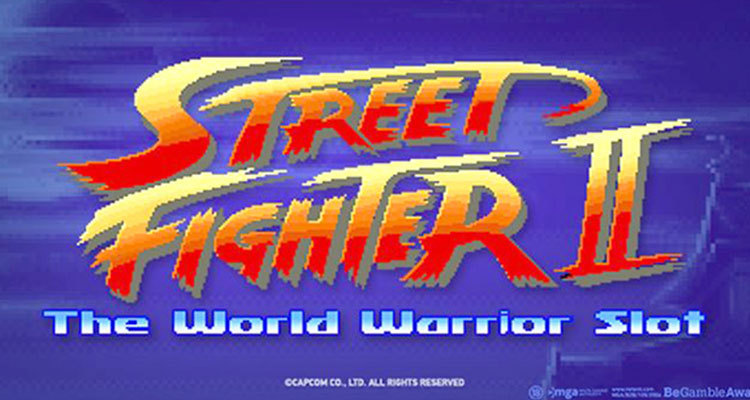 NetEnt announces new deal to create epic Street Fighter II slot game