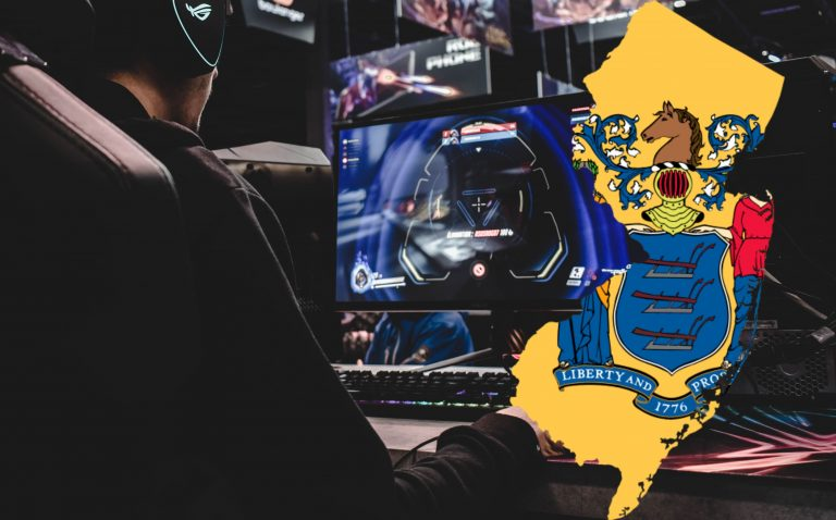 eSports Betting to be legalized in New Jersey