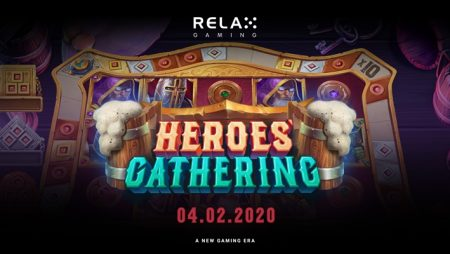 "Relax Gaming launches new ""board game inspired"" slot Heroes' Gathering"