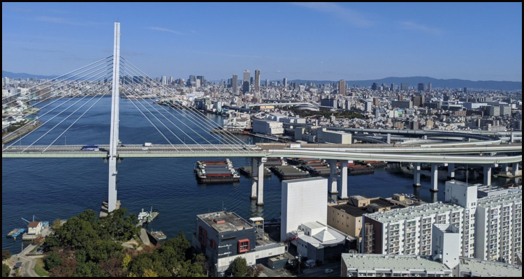 Osaka focusing on World Expo 2025 infrastructure