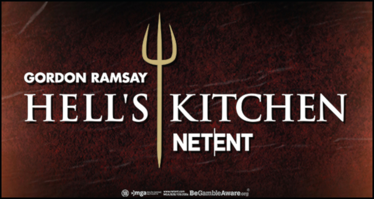 NetEnt AB cooking up new Gordon Ramsay: Hell's Kitchen video slot