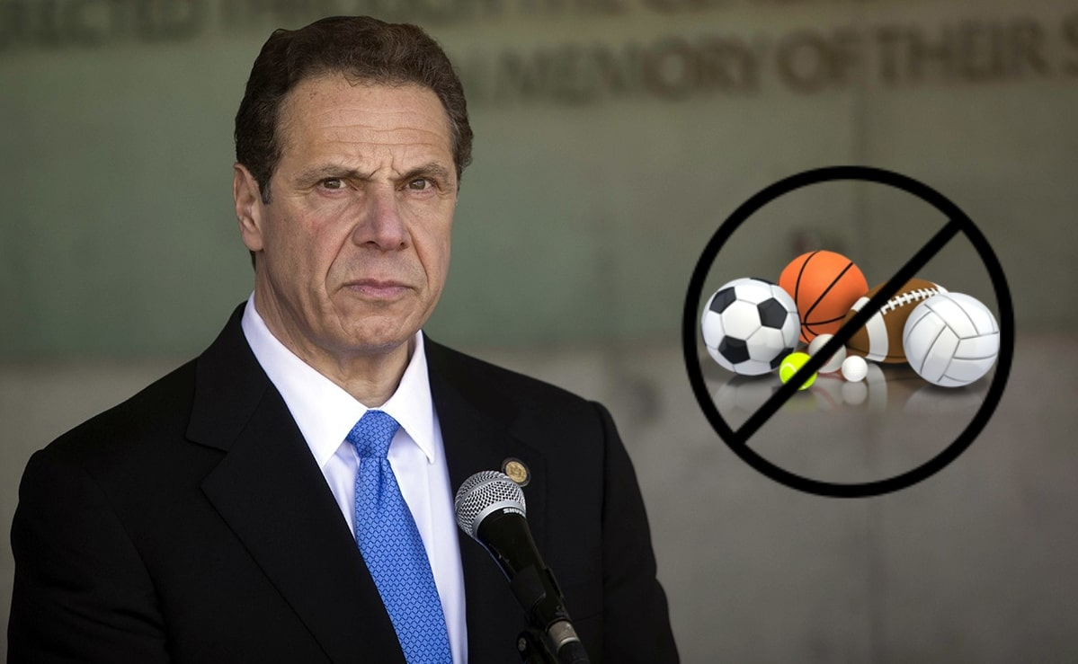 Online Sports Betting in New York Postponed by Governor Cuomo