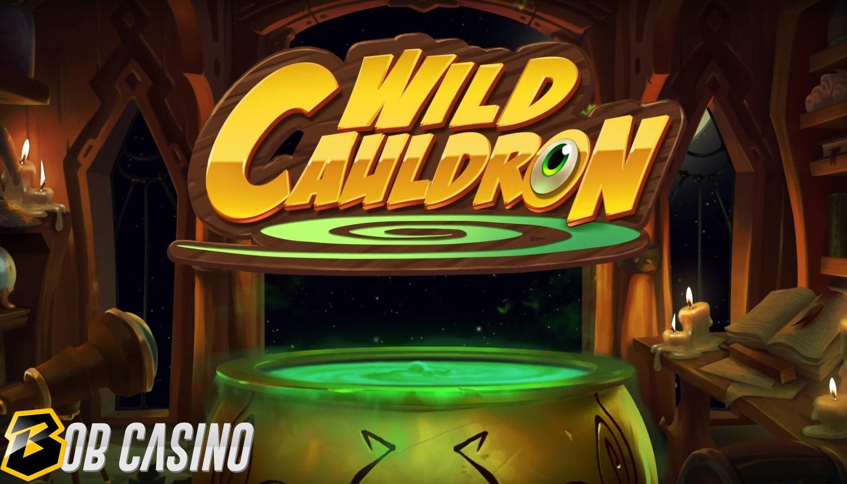 Wild Cauldron Slot Review (Quickspin)