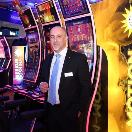 New cabinets dominate for Merkur Gaming