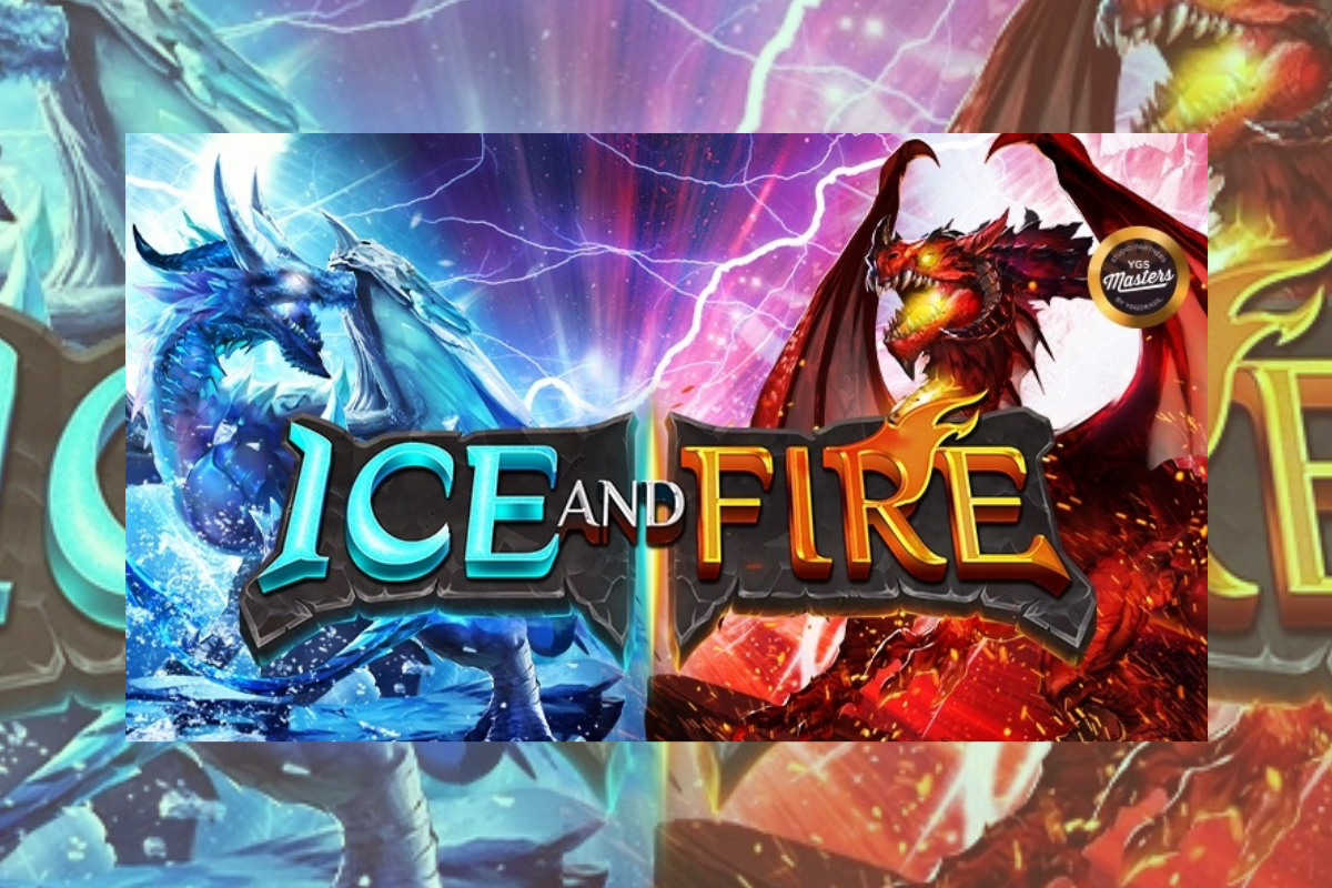 Ice and Fire latest cutting-edge content creation from Yggdrasil YG Masters