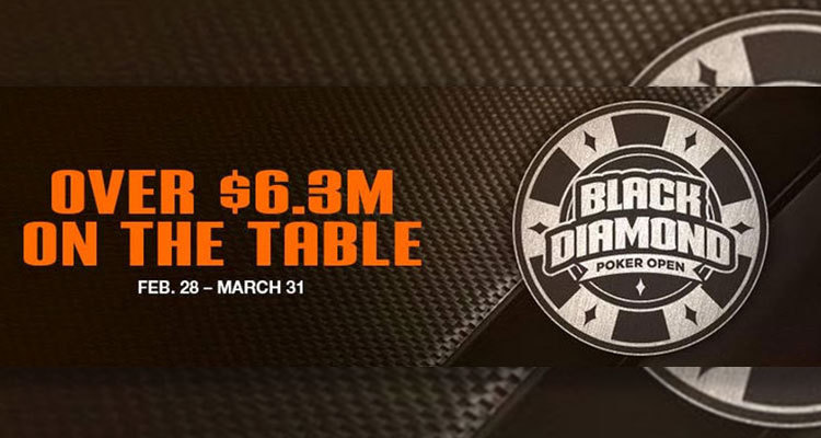 Black Diamond Poker Open begins at Ignition Poker this week