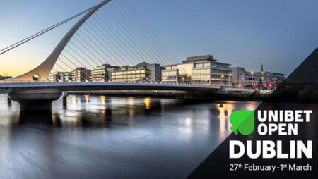 Unibet Poker Open to start February 26th in Dublin